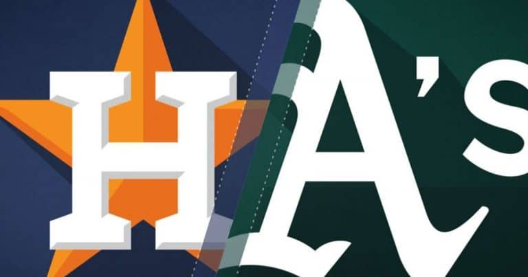 Astros vs Athletics 07/10/20