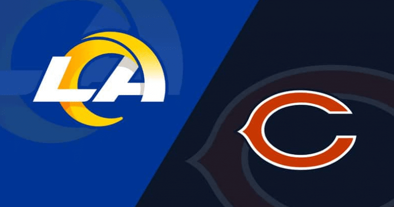 Bears vs Rams 26/10/20