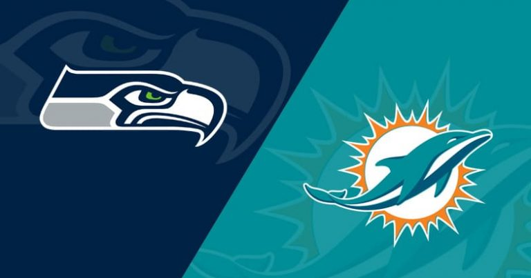 Seahawks vs Dolphins 04/10/20