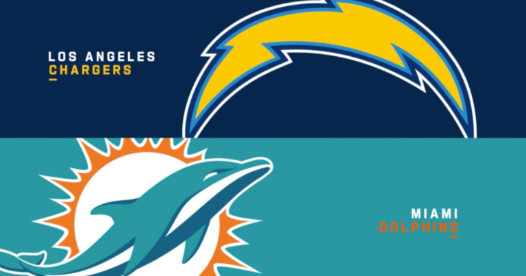 Chargers vs Dolphins 15/11/20