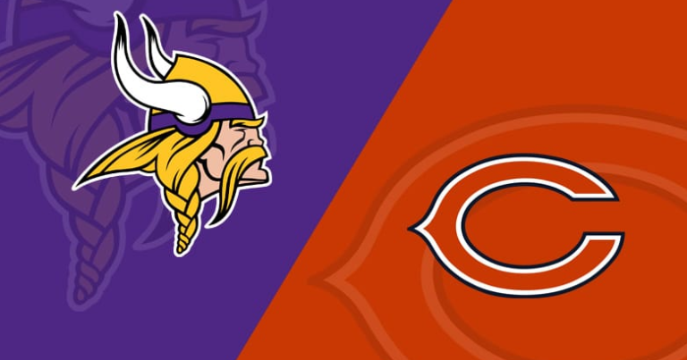 Vikings vs Bears 16/11/20