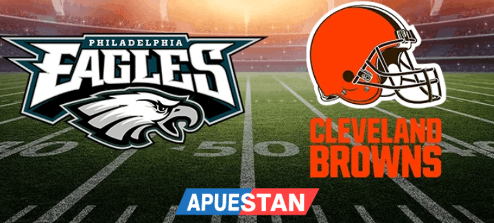 Eagles vs Browns 22/11/20